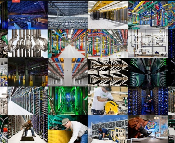 Google Data Center: People