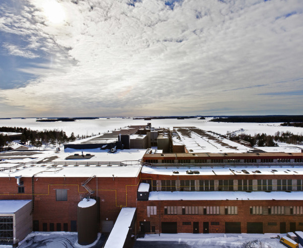 Google Data Center: Helsinki