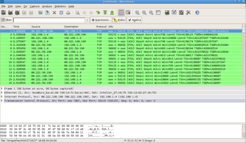 Wireshark Example Tutorial