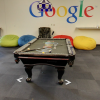 Google Data Center Break Room