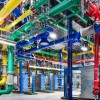 Google Data Center: Colors Have Purpose Also