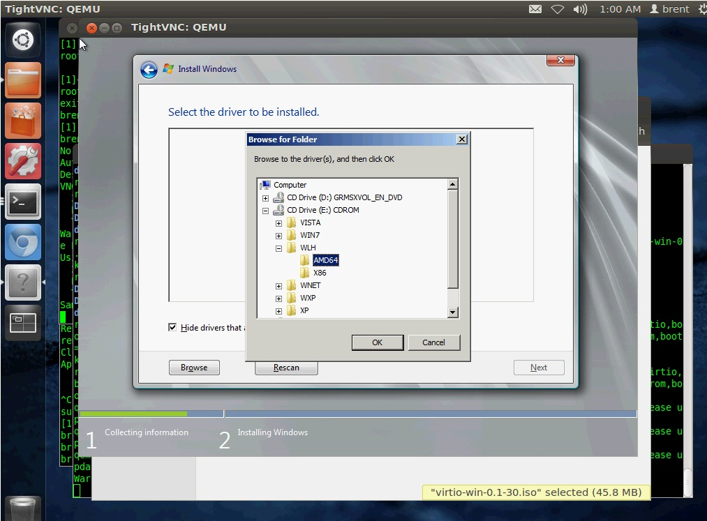 Building a Windows Image for OpenStack