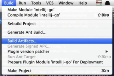 Installing Golang IDE Support in Intellij