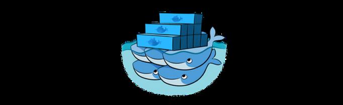 Docker Logo Banner